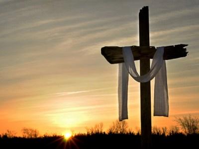 The Cross Is Empty