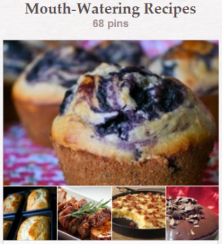 Mouthwatering Recipes Pinterest Board