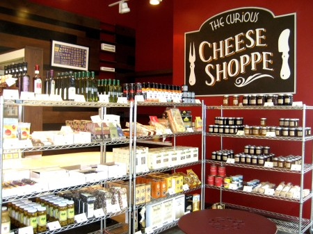 The Curious Cheese Shoppe
