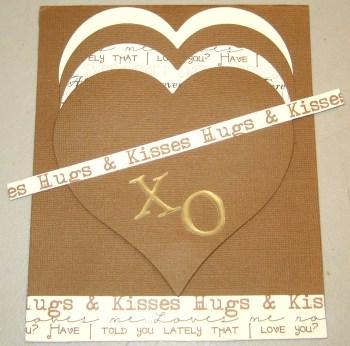 Hugs & Kisses Card