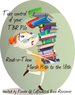 Take Control Of Your TBR Pile Read-A-Thon