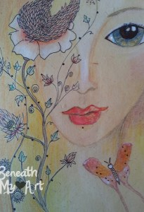 Beneath My Art - Always Wear Your Crown