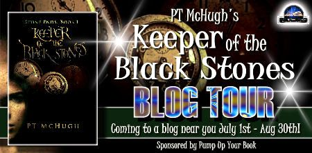 Keeper of the Black Stones Banner