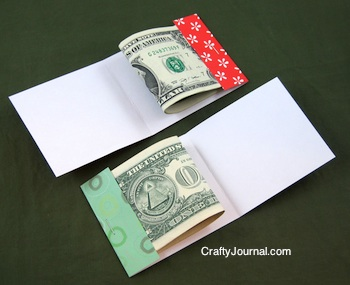 Matchbook Money Gift
