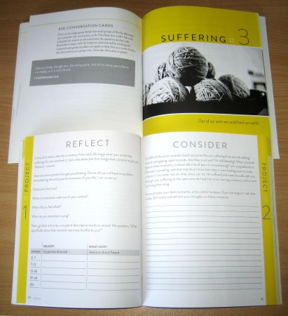 Restless - Study Guide & Leaders Guide - Sample Pages