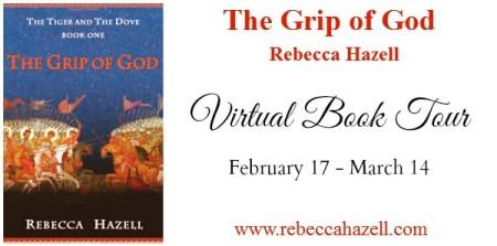 The Grip Of God Book Tour