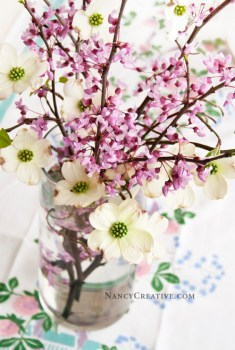 Nancy - Spring Bouquet