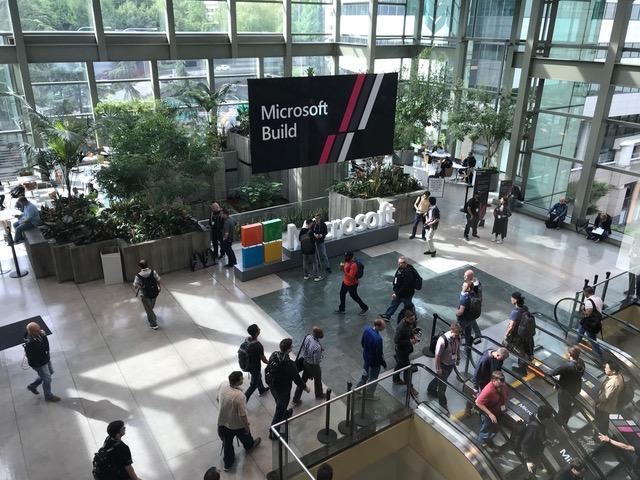 Microsoft Build 2018 - Conferences  seminars - Events - Create Ichf