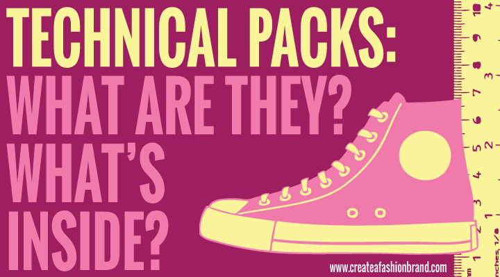 what is actually in a tech pack for garments or fashion. Cover sheet. Spec Sheet. Flat drawing. Grading. Why do fashion brands or clothing lines need a Tech Pack to manufacture products and garments