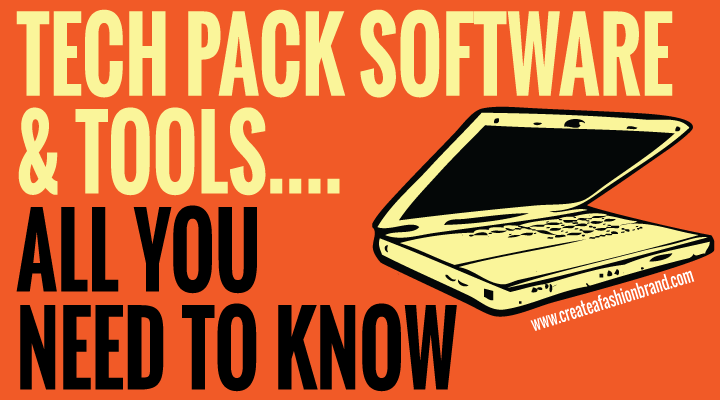 tech pack software and online technical pack, or tech pack, tools. why they don't work and sell you bad products if you are trying to create or look for a tech pack template