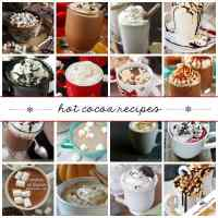 The Best Hot Cocoa Recipes & Fixings