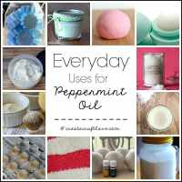 Everyday Uses for Peppermint Oil