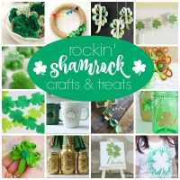 Rockin' Shamrock Crafts and Treats