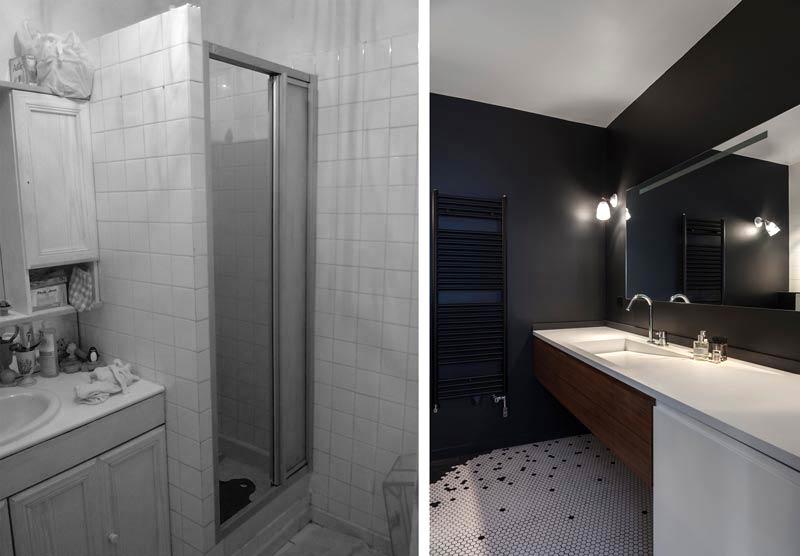 Rénovation d\u0027une appartement 3 pièces par un architecte d\u0027intérieur