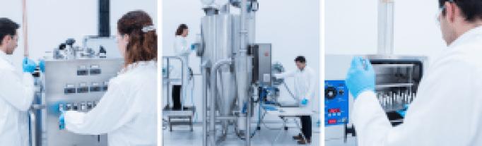 CRETAHES fabricant de microcapsules sur-mesure