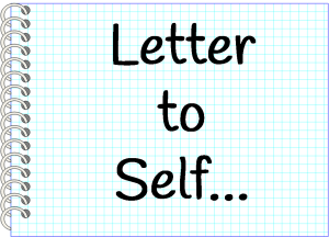 Kim Brust Letter to Self