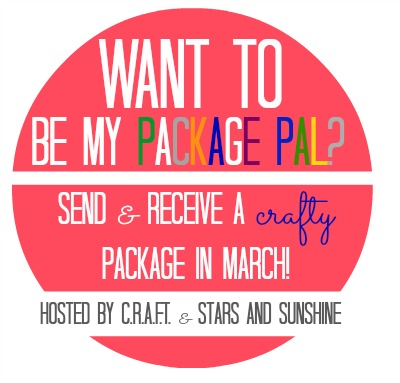 Package Pals CRAFT March