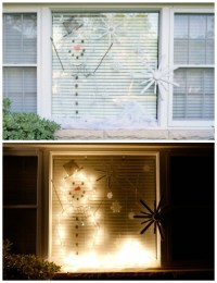 Outdoor holiday decorations - C.R.A.F.T.