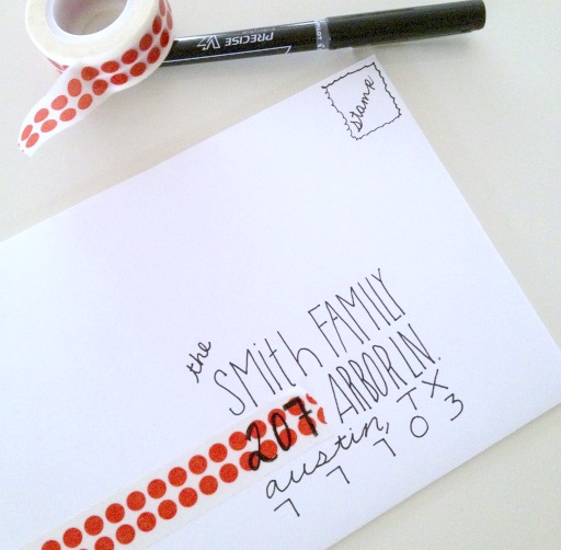 11 clever Christmas card envelopes - CRAFT