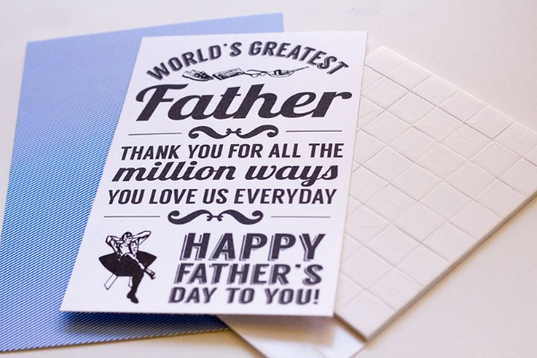 Printable fathers day cards - CRAFT - father day cards