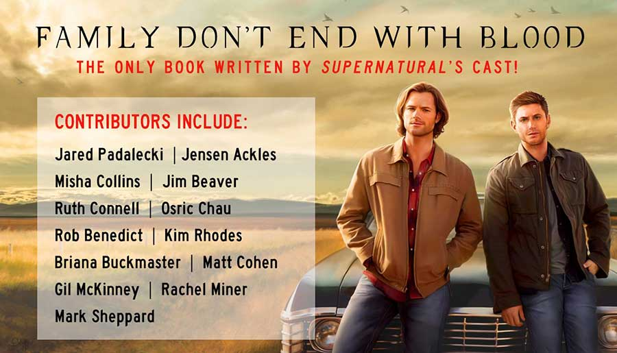 Creation Entertainment\u0027s Supernatural Offical Convention in Chicago, IL