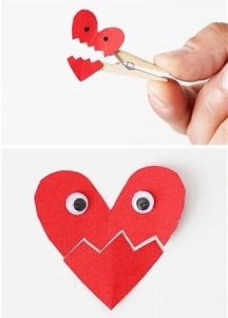 11 activitati pentru copii de Sfantul Valentin