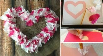 4 activitati pentru copii de Sfantul Valentin