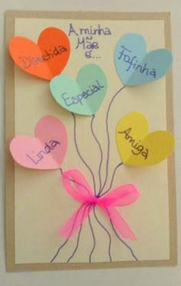 2 - 15 cadouri si felicitari pentru mama pe care le pot realiza copiii de 8 Martie