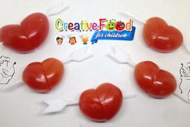 Cuore di pomodorini