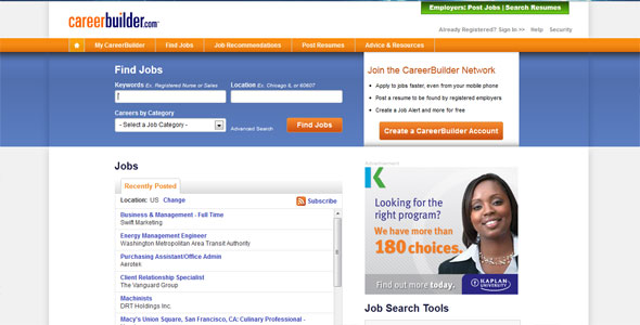 The Best Websites for Job Hunting