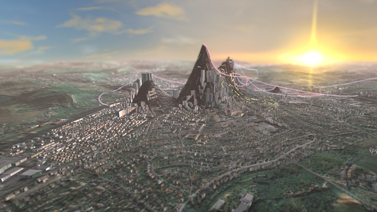 3d Animation Wallpaper Com Generating Utopia By Andsynchrony Transforming