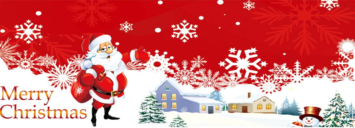 Merry Christmas and Happy New Year 2017 - Creative BioMart - merry christmas email banner