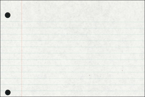 35 Lined Paper Textures for DesignersCreative Can - loose leaf paper background
