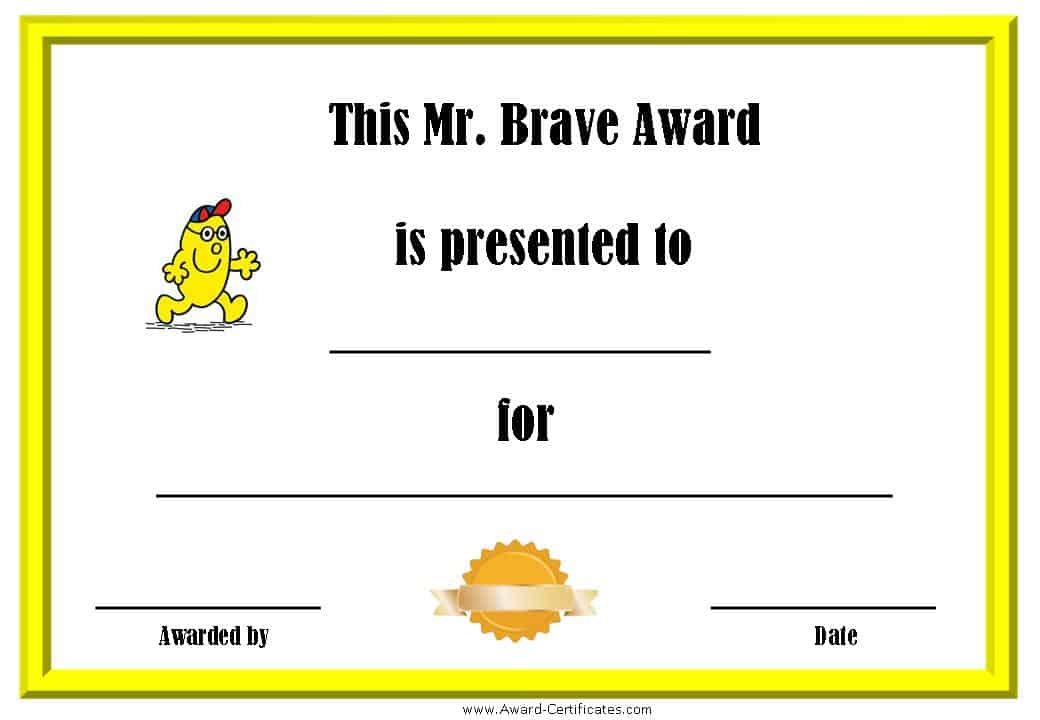 Free Printable Superlative Awards Customize Online