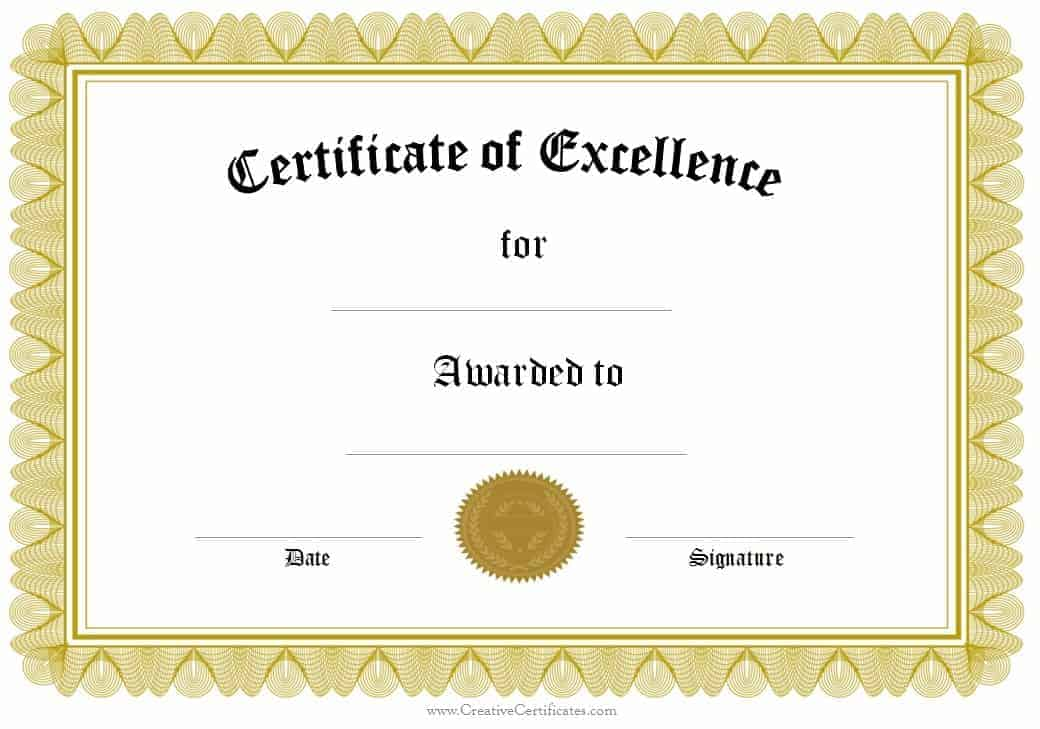 certificate maker - Josemulinohouse - Award Maker
