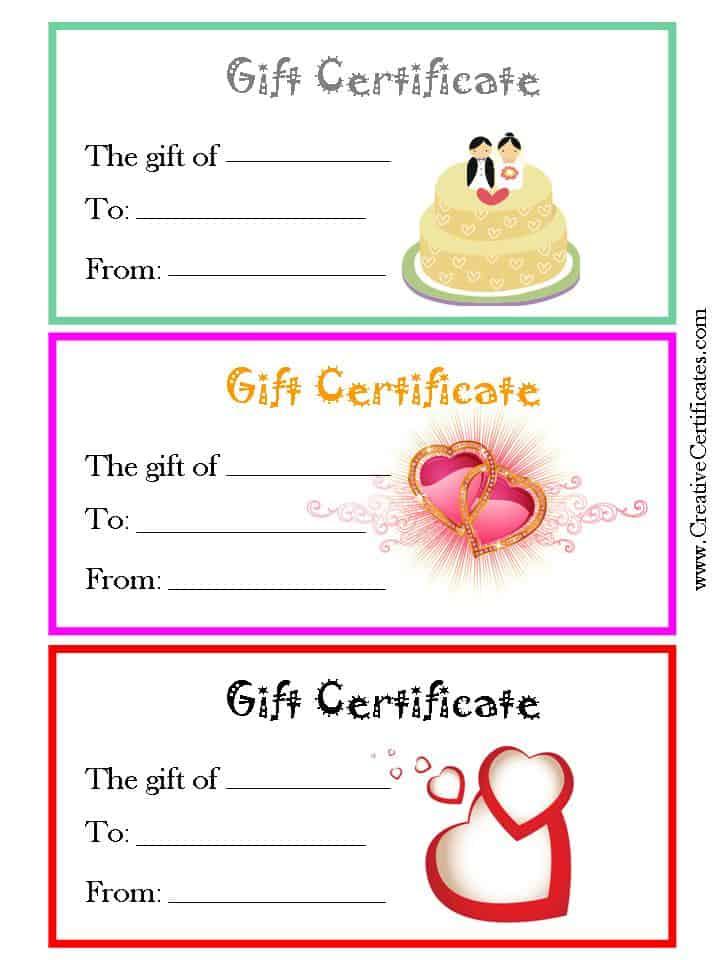 sample gift voucher template datariouruguay - printable generic gift certificates