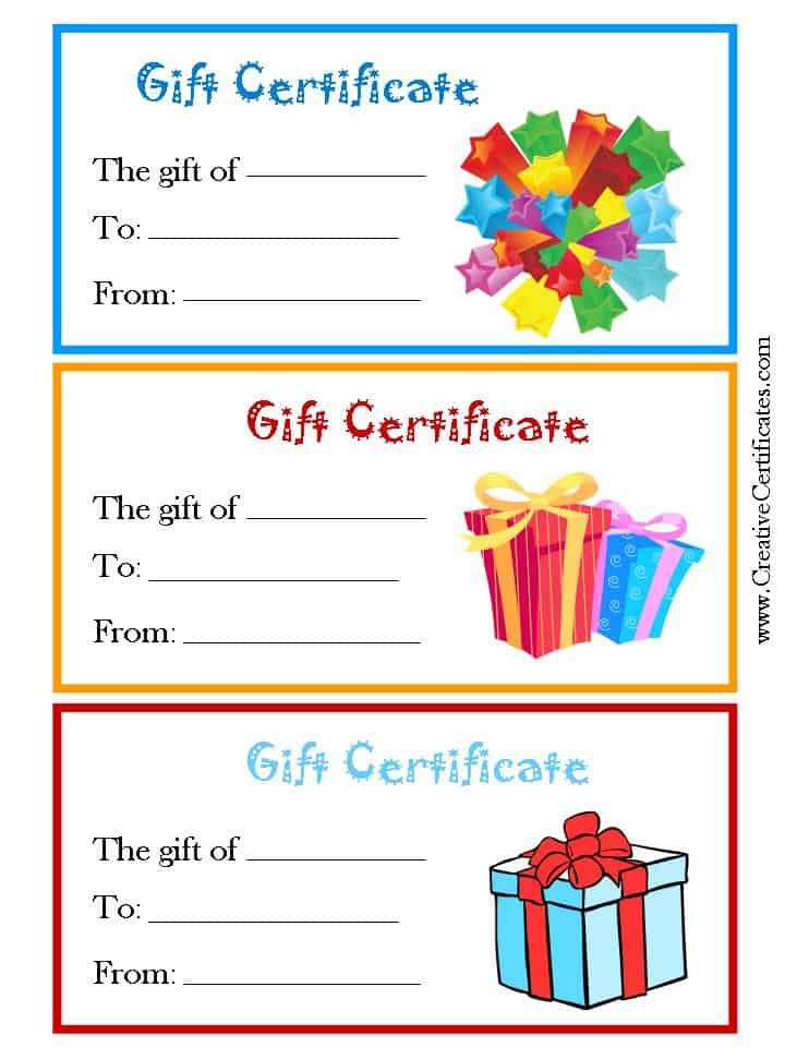 Birthday coupon templates free printable resume template sample birthday gift certificate template template for making birthday coupon templates free printable yelopaper Gallery