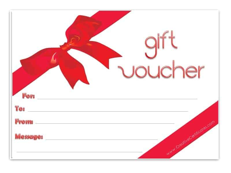 free voucher design template - 28 images - 17 gift voucher templates - christmas gift vouchers templates