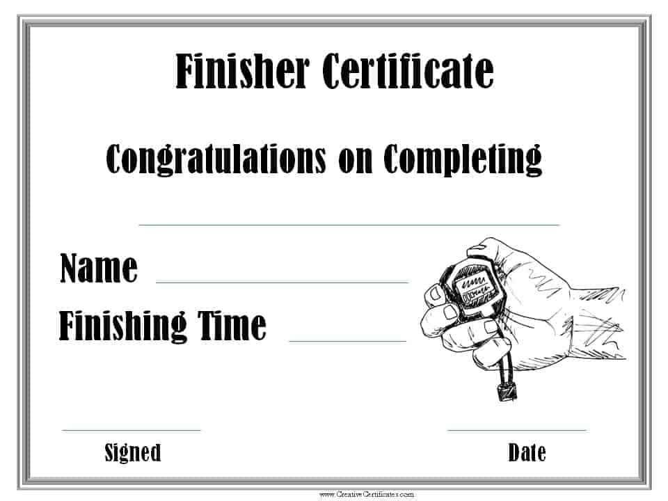 Awesome congratulations award template contemporary example certificate template running choice image certificate design and yelopaper Choice Image