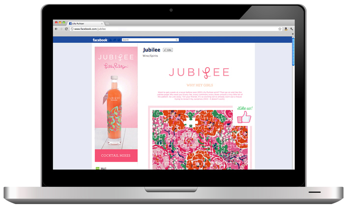 Jubilee - Lilly Pulitzer Brand Extension - Facebook