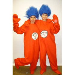 Small Crop Of Thing 1 Costume