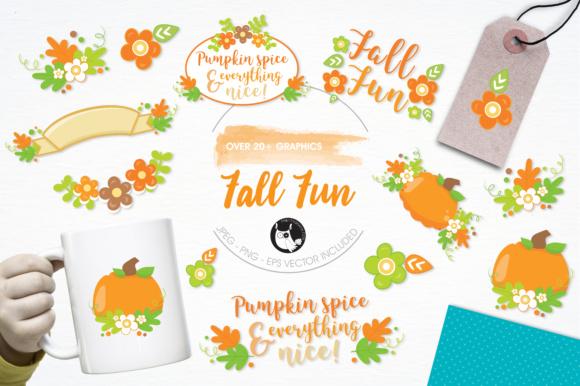 Fall Fun Graphic by Prettygrafik - Creative Fabrica
