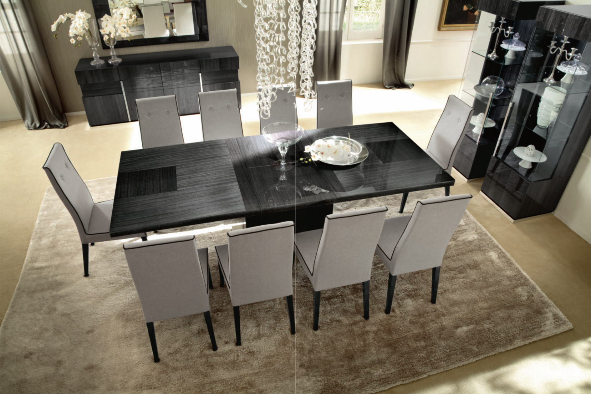 Contemporary furniture stores in nj - Modern Furniture Stores New Jersey Modern Furniture Contemporary San Francisco Furniture Stores Montecarlo Dining Room Collection