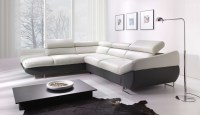 Fabio Sectional Sofa Sleeper with Storage | Creative Furniture