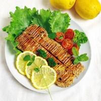 Unagi modoki - pescado vegano