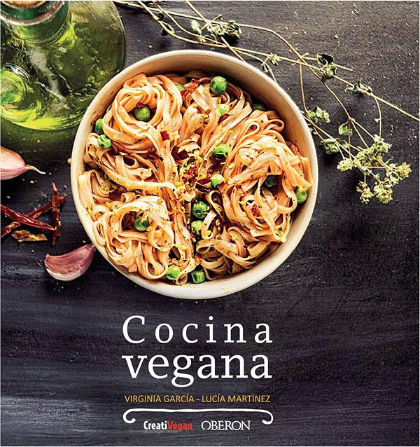 Nuevo libro: Cocina Vegana | CreatiVegan.net