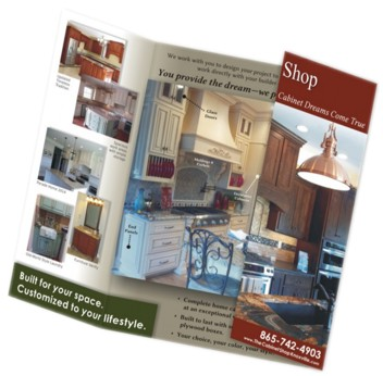 Brochure and Sell Sheet Printing - Creative Graphic SolutionsBIZ - sample sell sheet