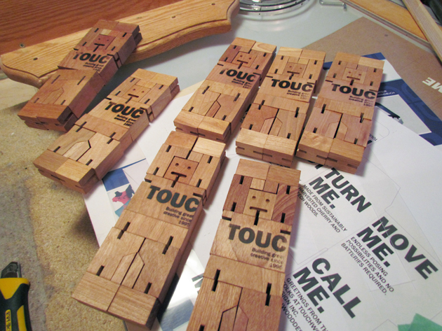 Creative Small Business Marketing Ideas by Touchwood Design [PHOTOS] Guerrilla Marketing Photo