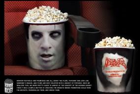 Motor City Nightmare Horror Bucket
