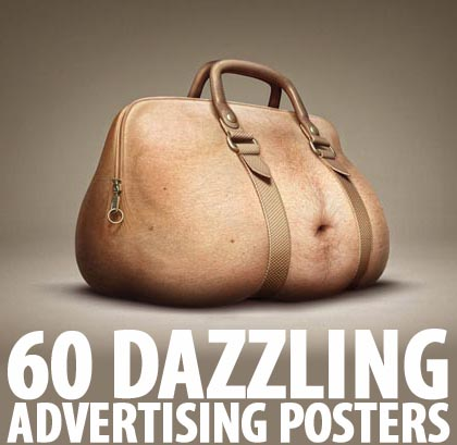 Since when were traditional posters not cool? Guerrilla Marketing Photo